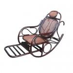Natürlichen bambus - rattan wicker schwingstuhl / schaukelstühle / schwingsessel / gartenliege / gartensessel / sonnenliege / liegestuhl / strandstuhl / relaxliege / lounge sessel / longue / relaxstuhl / relaxsessel / sitz