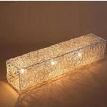 Stehlampe Pers5onlichkeit-Rattan-kreative handgemachte LED-Fußboden-Lampe Bedside Lernen-Arbeitsbüro-Korridor-Schlafzimmer-Leselampe , B
