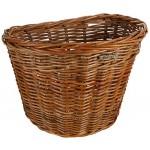 Basil Fahrradkorb Darcy L, Varnished Natural, One Size, 15050
