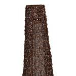 MiaMöbel Stehlampe 'Pyramid' aus Rattan