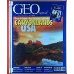 Geo Special. Die Welt erleben. Canyonlands USA. Utah - Arizona - New Mexiko - Colorado. Scott Carrier: Everett Ruess. Poesien in Stein; Stefan Schomann: Abenteuer im Schaukelstuhl; etc.