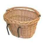 Basil Fahrradkorb Denver, Varnished Natural, One Size, 15011