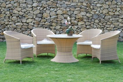 Sitzgruppe Gartenmöbel Sets Rattan Gartenmöbel