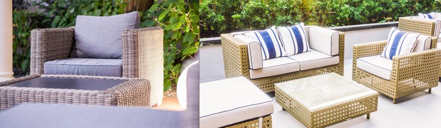 Rattanmöbel für die terrasse  Rattan Gartenmöbel - online aussuchen und bestellen