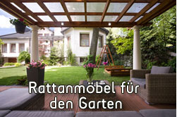Garten Lounge Rattan