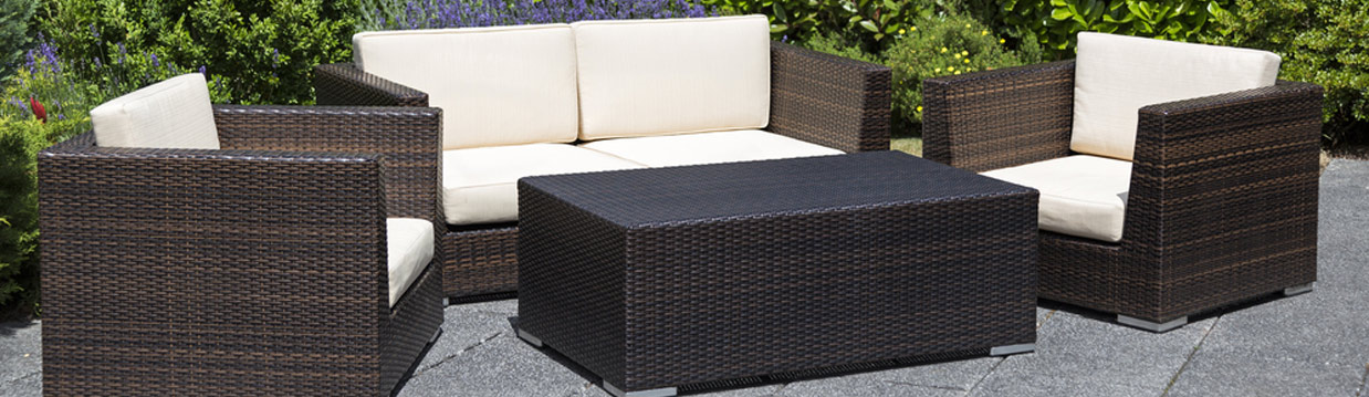 gartenmbel rattan wetterfest excellent x balkon garten lounge set with gartenmbel rattan. Black Bedroom Furniture Sets. Home Design Ideas